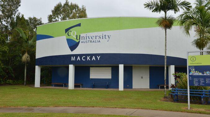 CQU University Mackay Ooralea