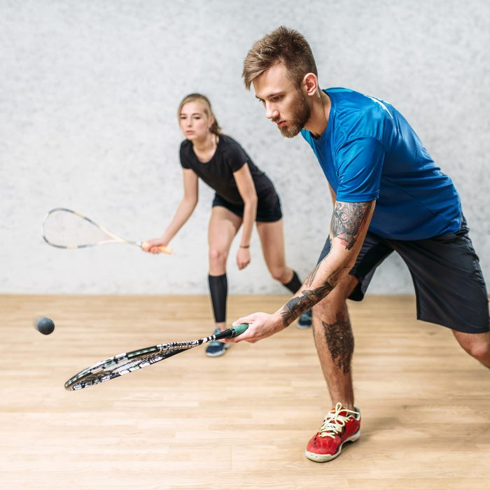 Mackay Leisure Centre Squash Club