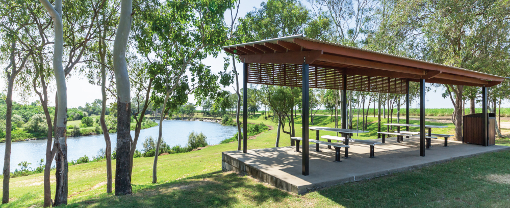 parklands-the-waters-ooralea-bakers-creek-mackay-environment
