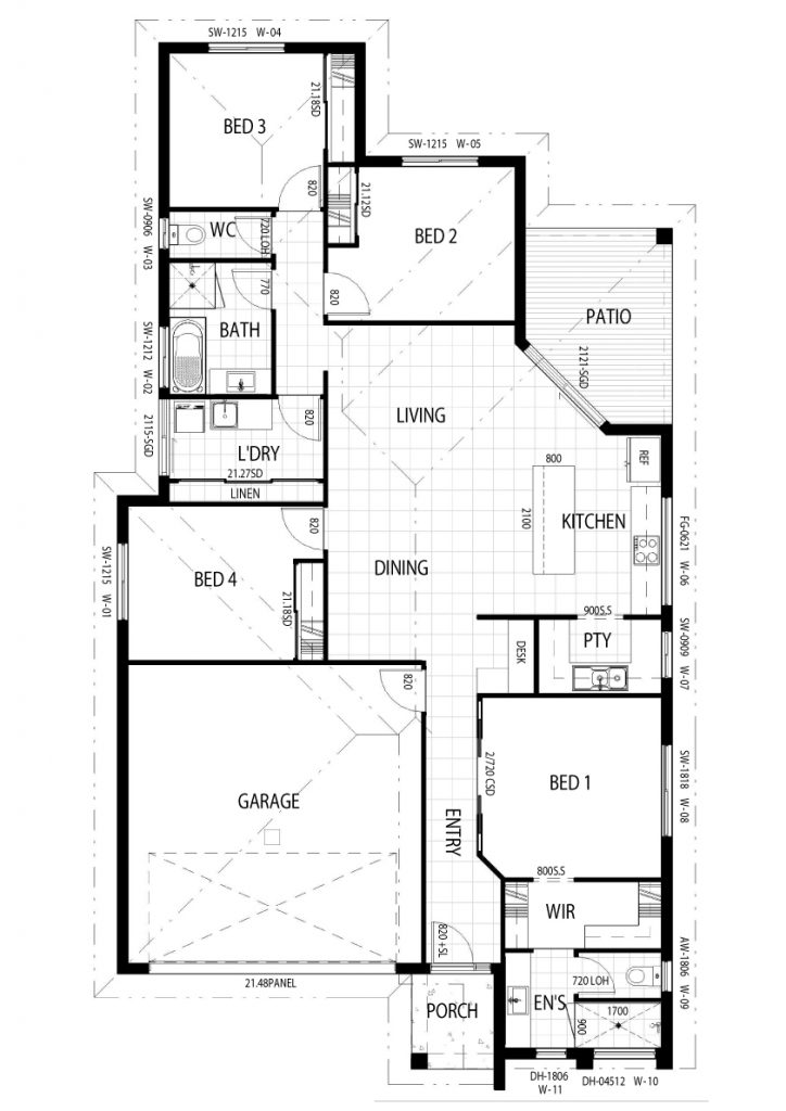 floor-plan-lot-353-house-and-land-mackay