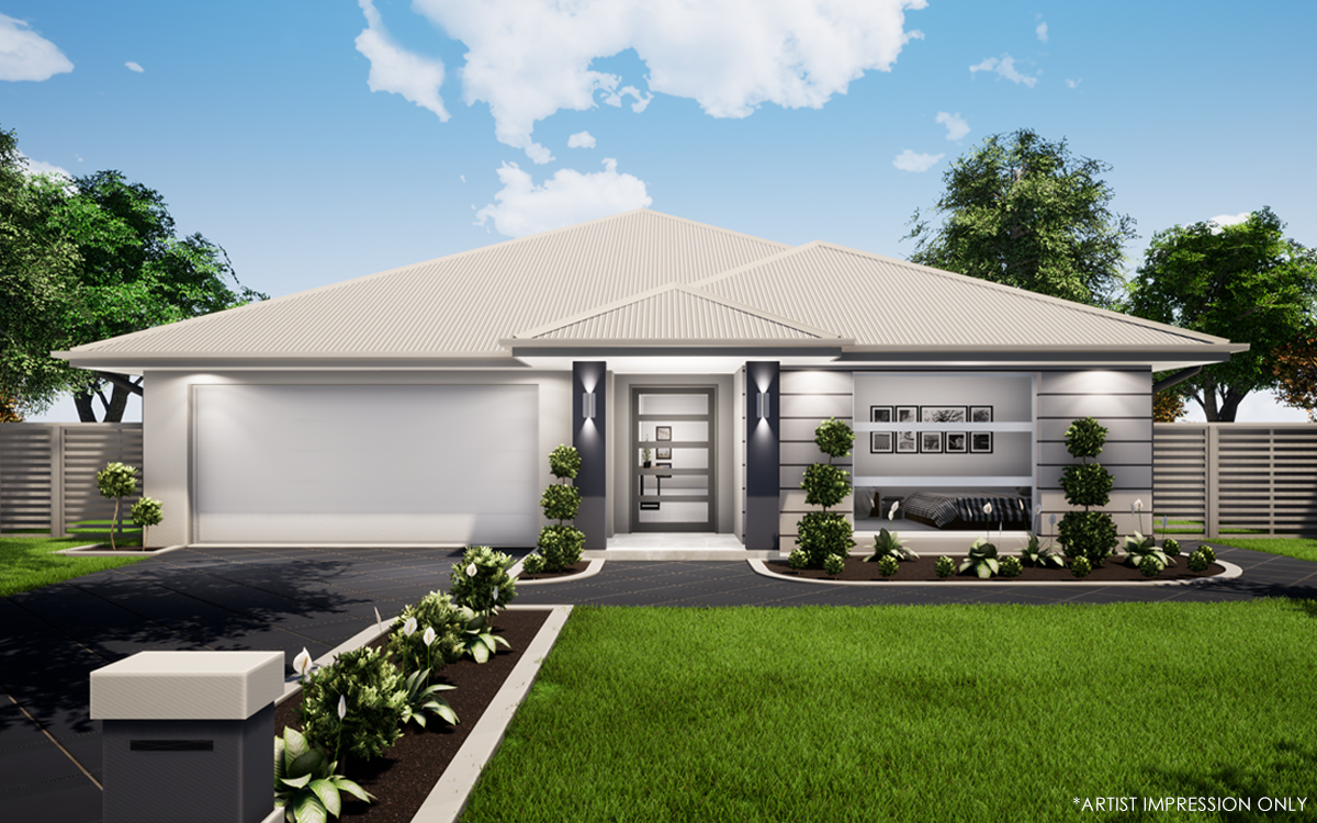 House and land package Lot 358 4 bedroom home