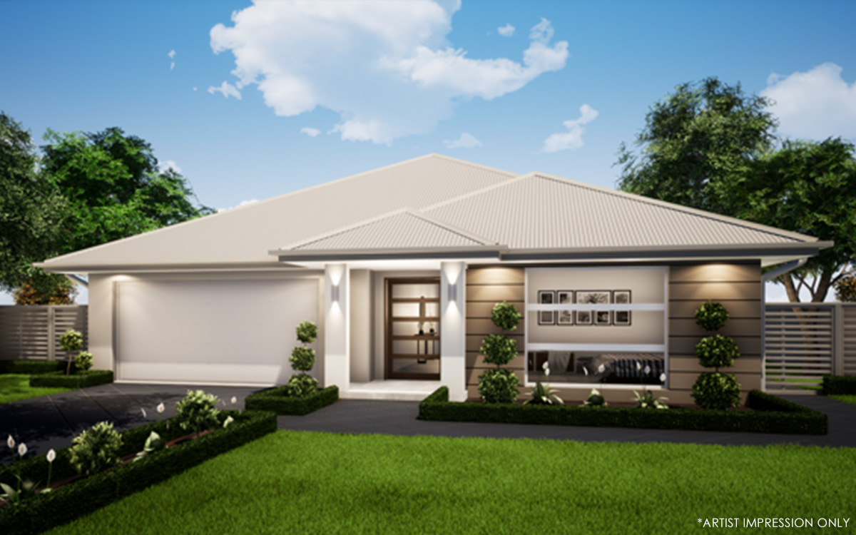 House and land package lot 315 3 bedroom family home