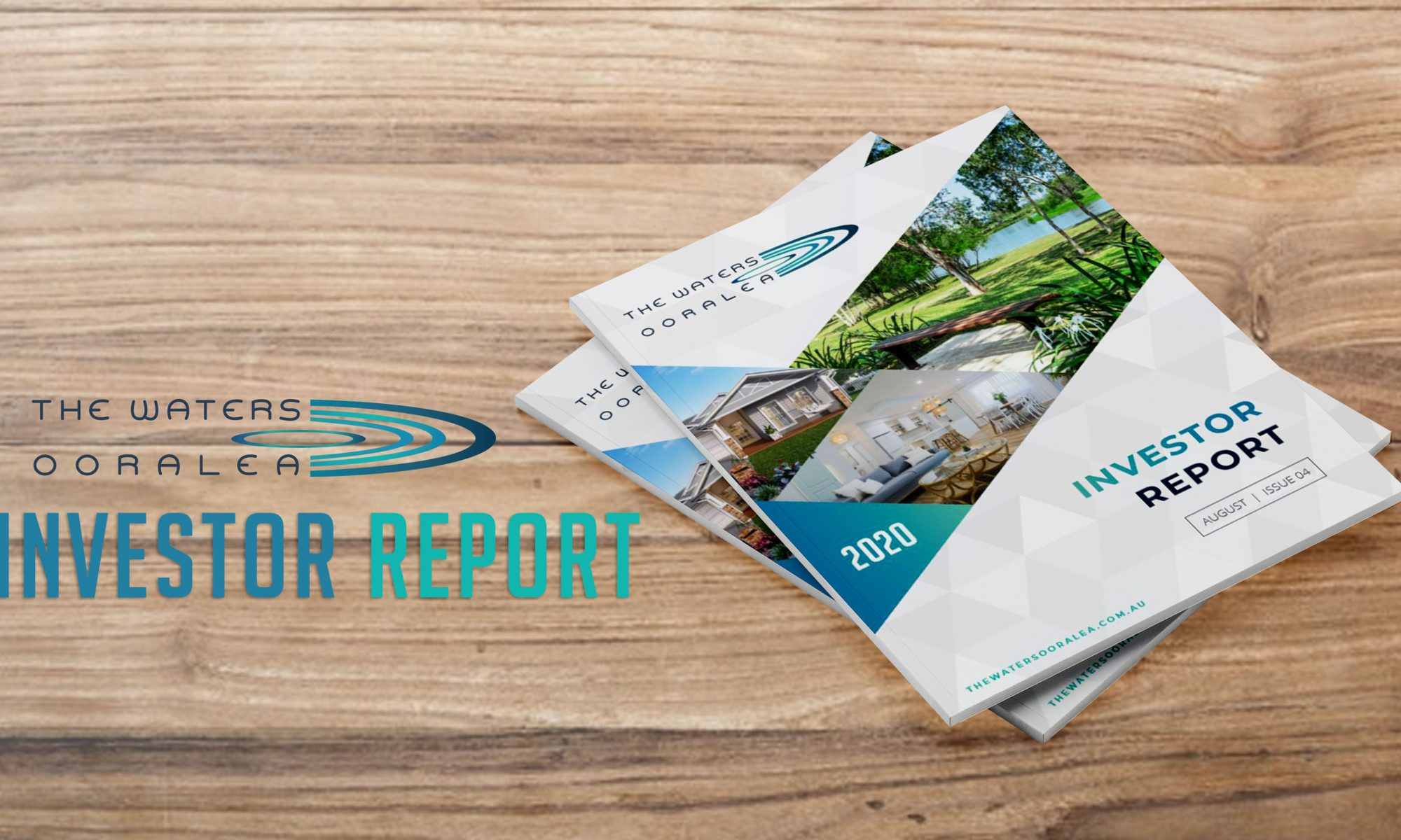 Investor Report - Issue 4 - August 2020 Cover