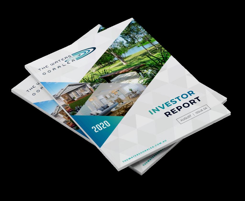 Investor Report - Issue 4 - Aug 2020