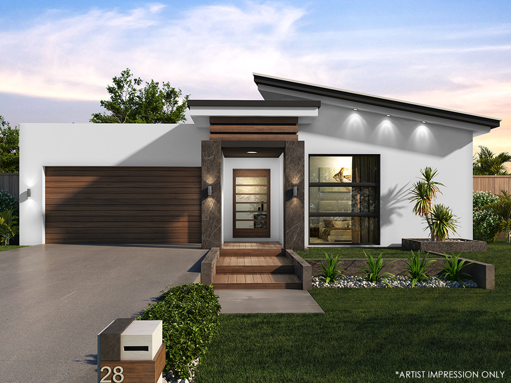 House & Land Package: Lot 574