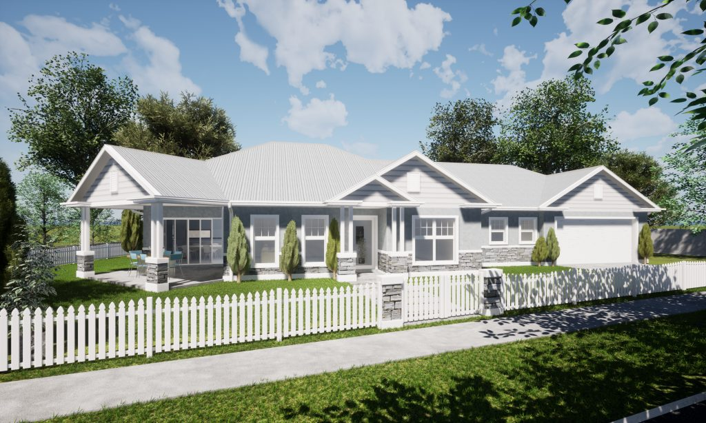 Display/Spec House Package: Lot 453